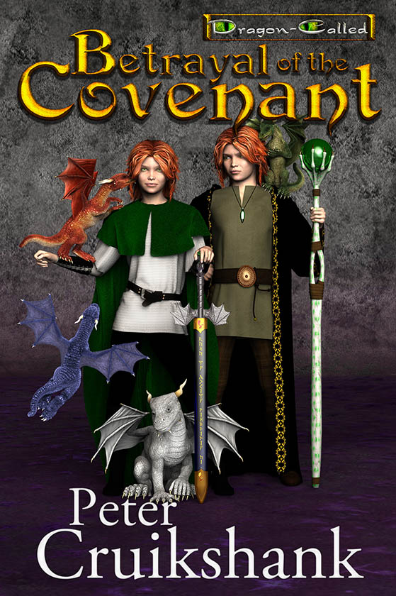 Betrayal of the Covenant Cover Reveal