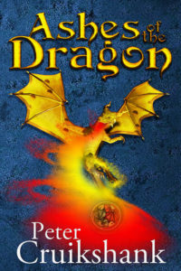 Book Cover: Ashes of the Dragon (Novella)